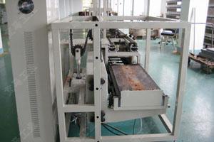 曳引机汽油机积放滚轮总装生产线